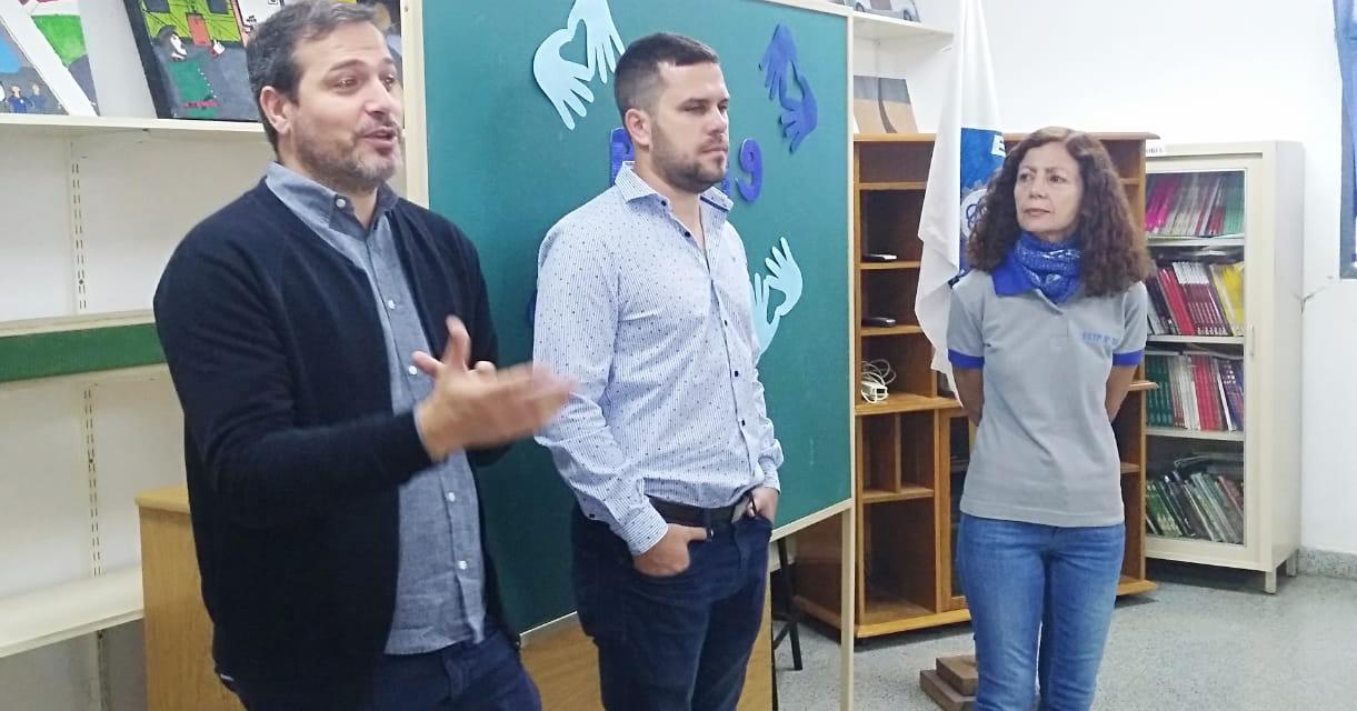 Alumnos de la Escuela Técnica comienzan las prácticas profesionalizantes