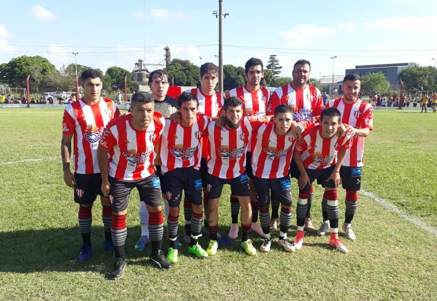 Belgrano de Las Rosas perdió con San Jerónimo en su vuelta a la Liga