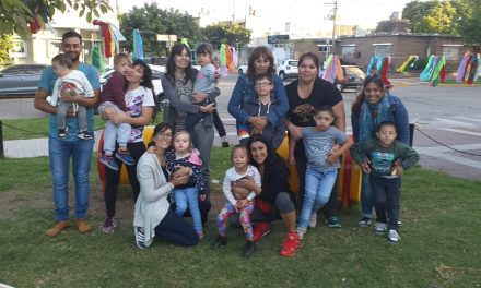 Exitosa jornada organizada por la Agrupación IncluíMe