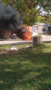 incendio moto 2