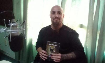 """Andrés Basile presenta el libro """"Pensamientos en un mundo vacío"""""""