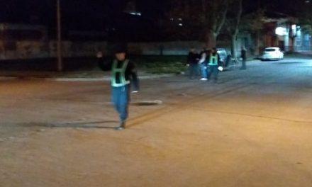 Asalto con disparos en Lavalle y Pellegrinide Cañada de Gómez