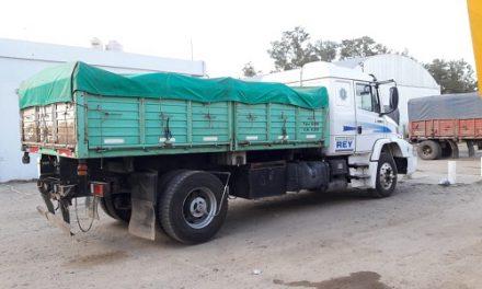 Estaba en Villa María el camión robado a transporte de Las Parejas