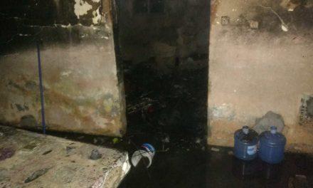 Pérdidas totales de una vivienda de San Genaro tras un incendio