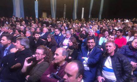 Compagnucci participó del Foro de Ciudades