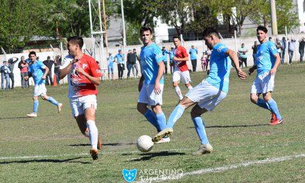 Derrota de Argentino frente a Barraca – Resultados y Posiciones