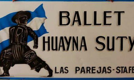 Huayna Suty despide el año con una Peña