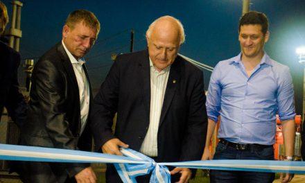 Fue inaugurada la Estación Transformadora