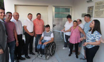 """El Taller del """"Centro de Día La Casa"""" ya funciona en su nuevo edificio"""