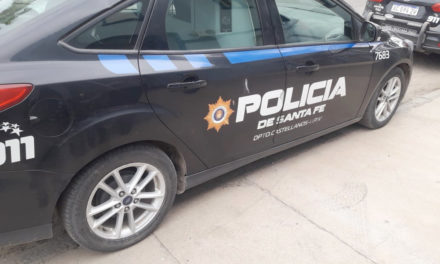 Hurto en una empresa y accidente de tránsito