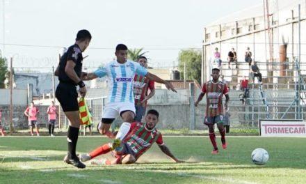El Lobo no pudo en Gualeguaychú y dejó tres puntos en la lucha por la clasificación
