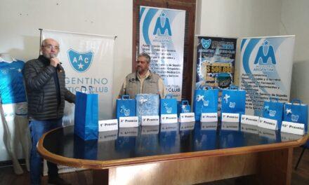 Premios para los socios de fierro de Argentino
