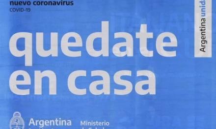 Hoy miércoles, el gobierno de Santa Fe informó 49 casos de coronavirus en este territorio