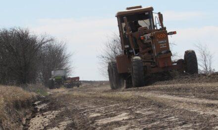 Mejoramiento de caminos rurales