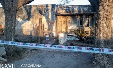 Crimen en Carcarañá