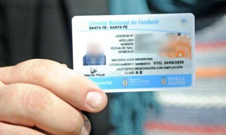 Prorrogaron por un año los vencimientos de las Licencias de Conducir