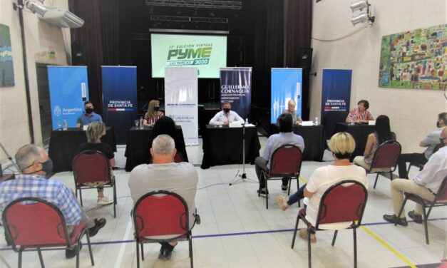 El próximo fin de semana se realiza la Fiesta Pyme 2020 Virtual