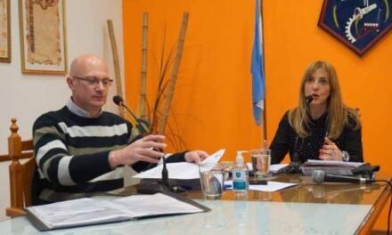 Cintia Marconato fue electa nuevamente Presidenta del Concejo
