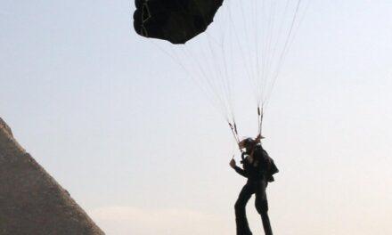Murió un paracaidista en el Aero Club de Cañada de gómez