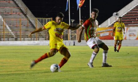 Federal A: Pálido empate entre Sarmiento y Sportivo