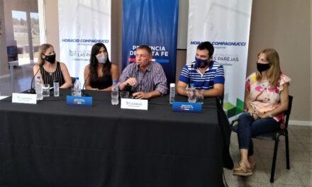 """Presentaron el Programa """"Santa Fe Más, Aprender Haciendo"""""""