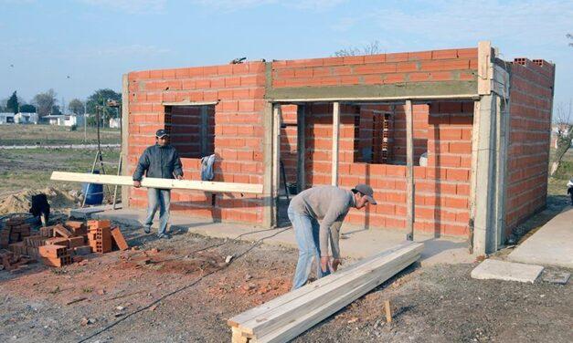 Comienza la inscripción para otorgar las cinco viviendas en Lote Propio