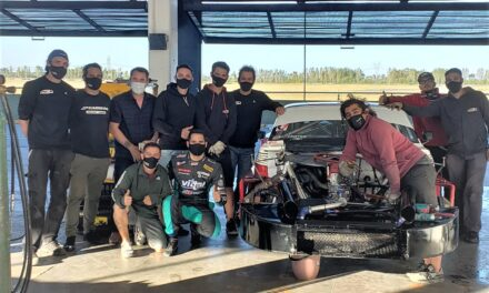 Facundo Ardusso correrá el TC, este año; con un Chevrolet