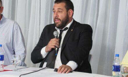 La Asamblea proclamó a Nicolás Scarpeccio  Presidente de Sportivo