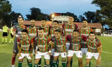 Derrota de Sportivo ante Chaco For Ever