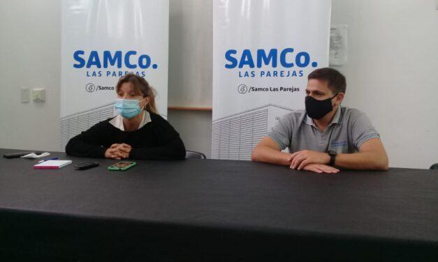 """Dra. Gómez: """"Todo el personal que trabaje en instituciones de salud, debe ser vacunado"""""""