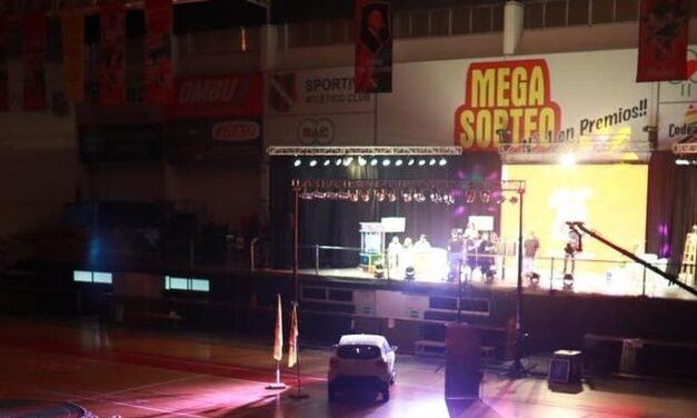 Bingo Megasorteo repartió 96 premios en su sorteo final