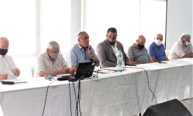 Asamblea en la Mutual de Sportivo