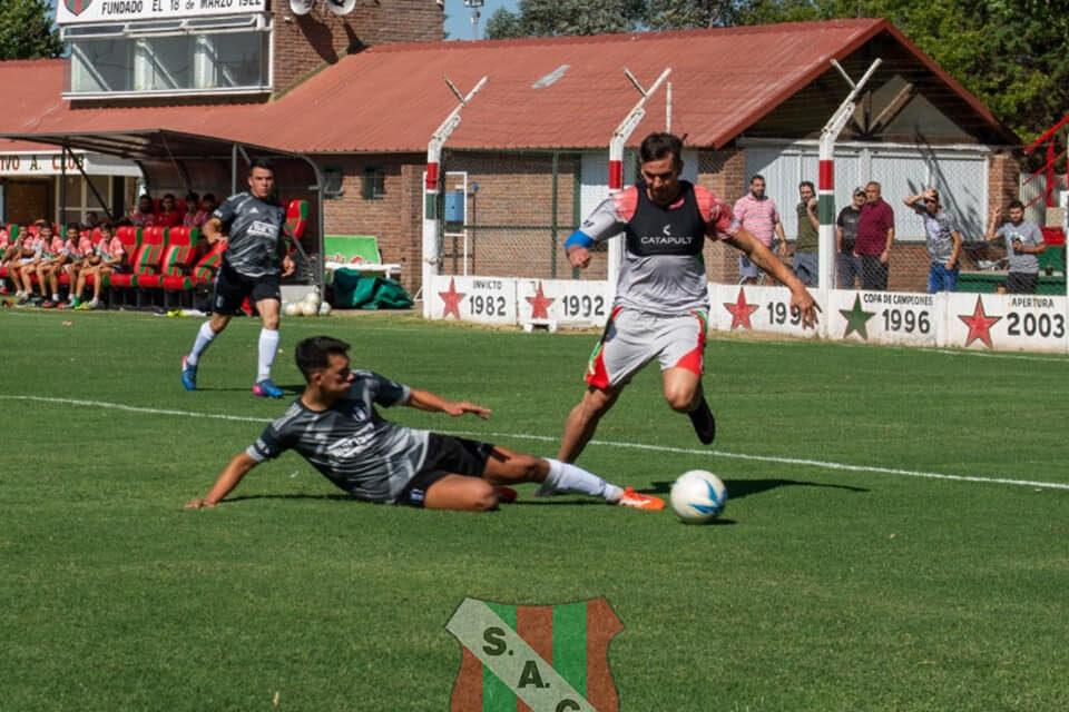 Sportivo jugó un amistoso esperando el Federal A