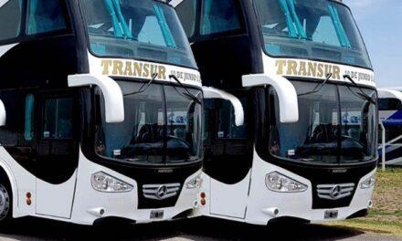 Horarios actualizados de ómnibus desde Las Parejas