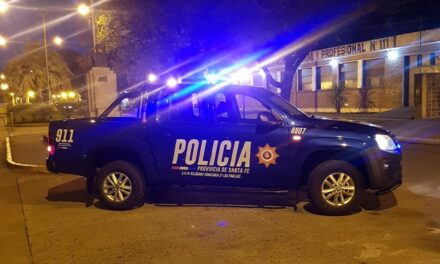 Accidente con un menor tendido en el asfalto