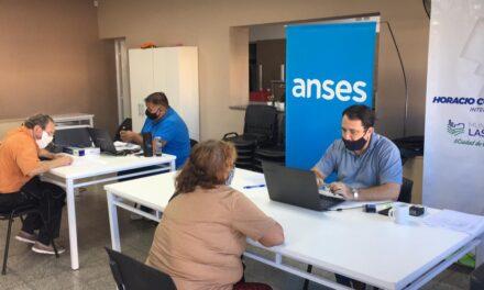 Operativo de ANSES para brindar créditos a Jubilados y Pensionados