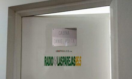 """Una de las cabinas de Sportivo lleva el nombre """"Daniel Poeta"""""""