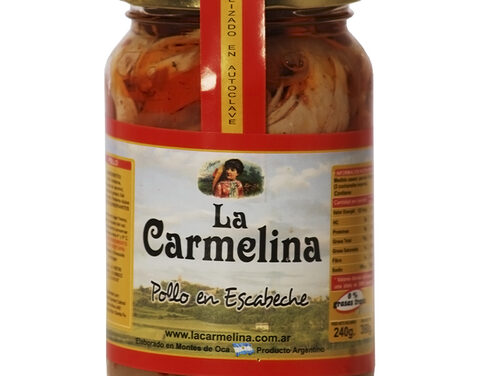 """Desde """"La Carmelina"""" informan que el """"Pollo en escabeche"""" no está contaminado"""