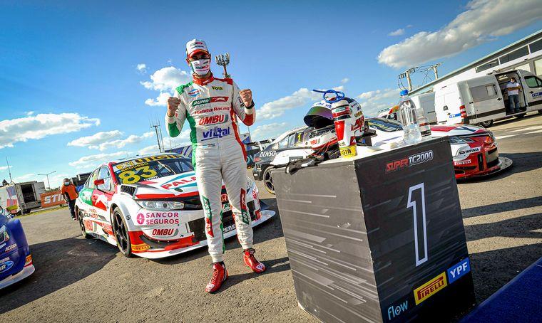 Facundo Ardusso está listo para el regreso de Honda a la victoria