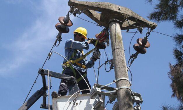 Corte de Energía en Las Parejas