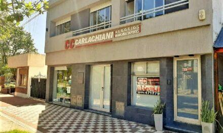 """Santiago Carlachiani: """"No vemos menos propiedades en el ofrecimiento de alquileres, todo lo contrario, en Las Parejas notamos una tendencia creciente en alquileres"""""""