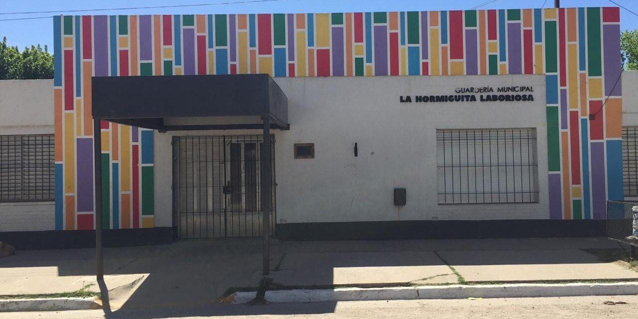 """La Guardería Municipal ahora es Jardín Maternal """"La Hormiguita Laboriosa"""""""