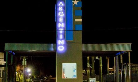 En Argentino trabajan de cara a los festejos del Centenario