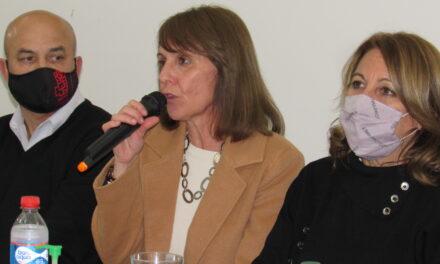 """Sandra Clérici: """"Debemos pensar en la salud pública planificada"""""""