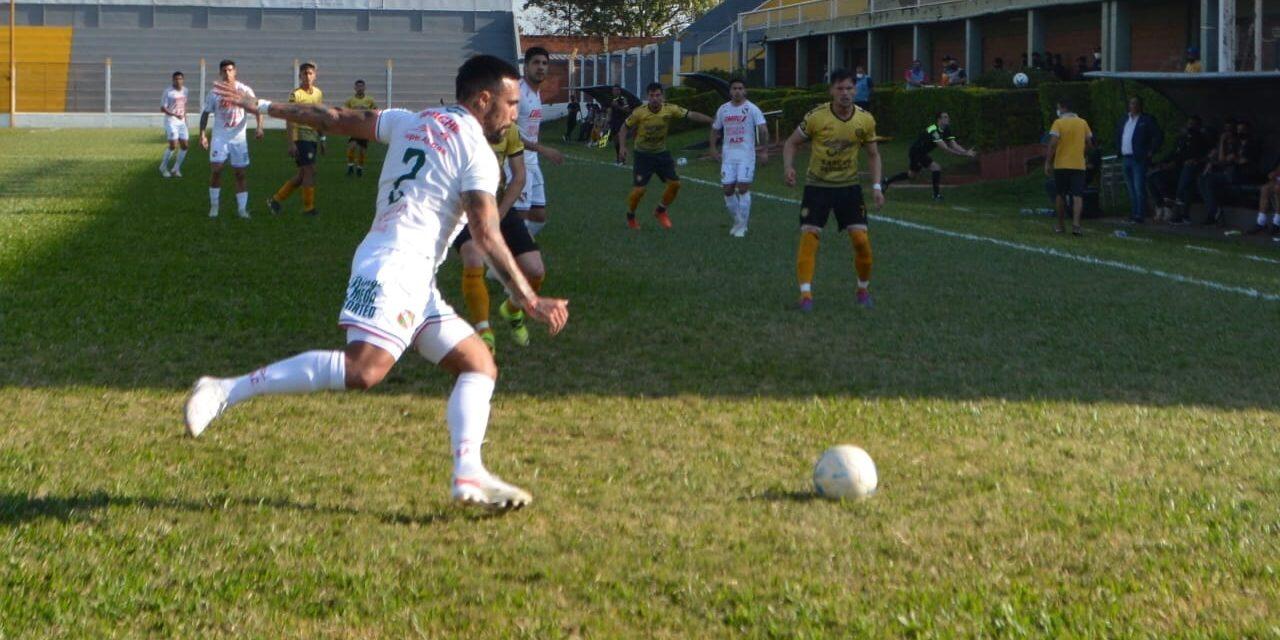 Contundente victoria de Sportivo en Misiones