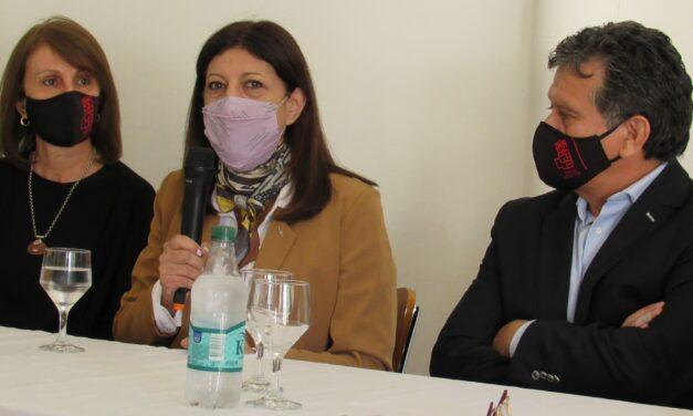 La Diputada Provincial Clara García criticó con dureza a los Senadores de Santa Fe y al actual Gobernador