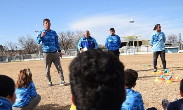 Argentino incorporó a un docente en Neurociencias Aplicadas al deporte