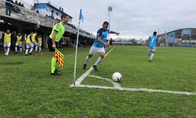 Derrota de Sportivo en Gualeguaychú